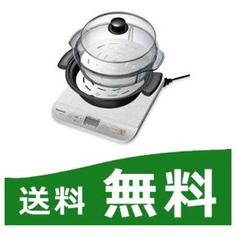パナソニック IH調理器 KZ-PM31-W(ホワイト)