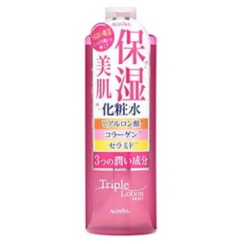 東京アロエ アロヴィヴィ トリプルローション モイスト (500mL) 化粧水