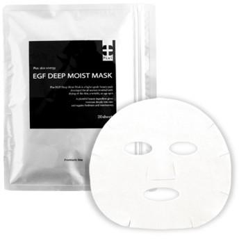 プリュ/EGFディープモイストマスク フェイス用シートパック・マスク