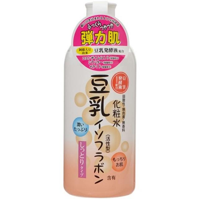 ジュンラブ 豆乳化粧水 しっとりタイプ 480ml