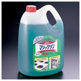 花王 マジックリン 除菌プラス 4.5L (厨房機器・設備用洗浄剤) XSV51