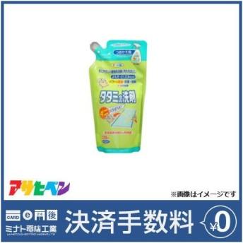 【取扱終了】アサヒペン タタミの洗剤ダニとバイバイ 220ml (詰替用) [ハウスケア ダニ 防虫 抗菌 消臭]