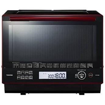 東芝 スチームオーブンレンジ 30L グランレッド ER-PD3000-R