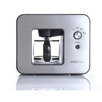 シーシーピー 全自動ミル付きコーヒーメーカー BZ-MC81-BK [BZMC81BK]