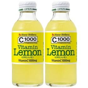 C1000 ビタミンレモン瓶 140ml 60本(30本×2ケース)
