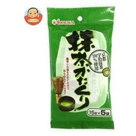 今岡製菓 抹茶かたくり (15g×5袋)×20袋入