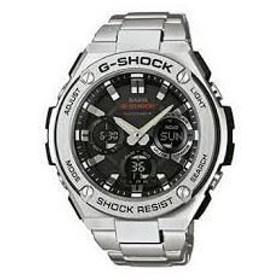 カシオ メンズ腕時計 G-SHOCK G-STEELシリーズ GST-W110D-1AJF
