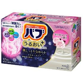 【※ T】 バブ うるおいプラス ホワイトローズの香り(12錠入)