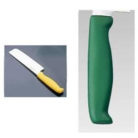 エコクリーン トウジロウ カラー薄刃 16.5cmグリーンE-241G AEK5704