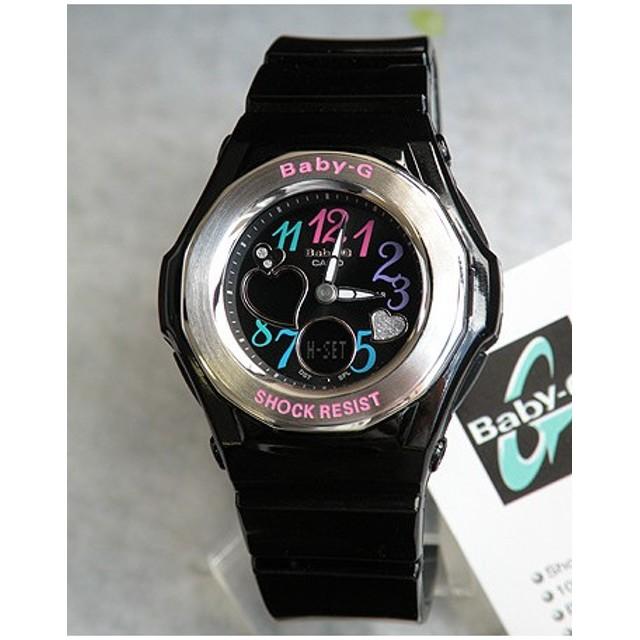31f1ba8e5f29dc 当店1年保証 カシオ CASIO Baby-G ベビーG BabyG BGA-101-1B ブラック ...