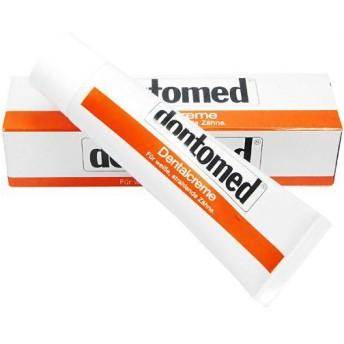 dontomed(ドントメッド) 練り歯磨き 30ml