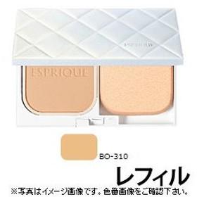 コーセー エスプリーク カバーするのに素肌感持続 パクト UV (レフィル) 9.3g #BO-310【メール便可】