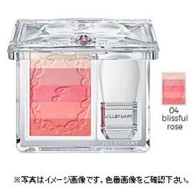 ジルスチュアート (JILLSTUART) ブルーミングデュー オイルインブラッシュ 5.4g #04 blissful rose【メール便可】