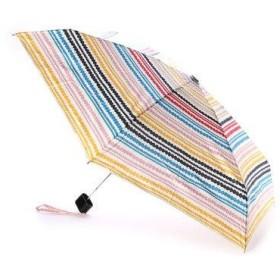 キウ KiU 雨傘 Tiny umbrellaカラードットライン
