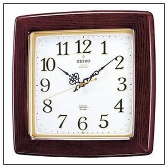 SEIKO セイコー クロック RX211B 掛け時計 電波時計