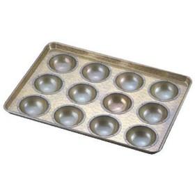 シリコン加工 カステラドーナツ型天板 (12ヶ取)