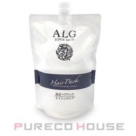 ALG(アルグ) スーパーマッド ヘアパックM 詰替え 800g【弱酸性トリートメント】【メール便は使えません】