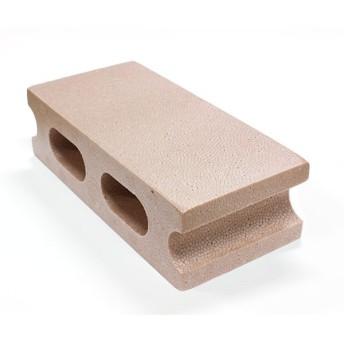 発泡ミニブロック ブラウン 10×21×高さ6cm