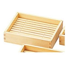ヤマコー 白木ミニバット 小 木製目皿付 35590