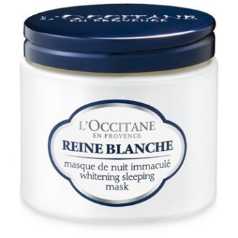 L'OCCITANE ロクシタン レーヌ ブランシュ ホワイトニング オーバーナイトケア 100ml