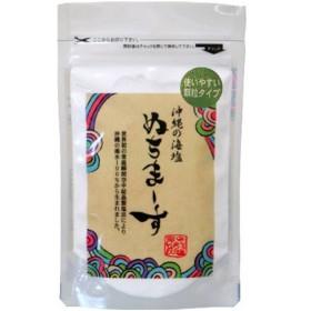 沖縄の海塩 ぬちまーす 顆粒 111g 代引不可