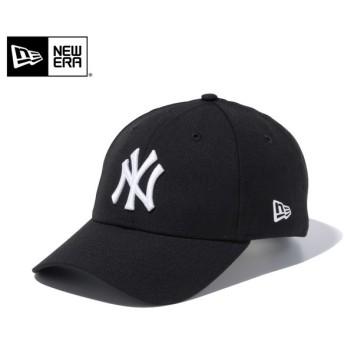 【メーカー取次】 NEW ERA ニューエラ 9FORTY ニューヨーク・ヤンキース ブラックXホワイト 12336642 キャップ ブランド【Sx】