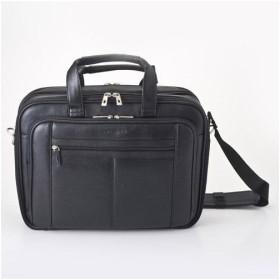 サムソナイト samsonite 43122 1041 Leather Business Laptop Case