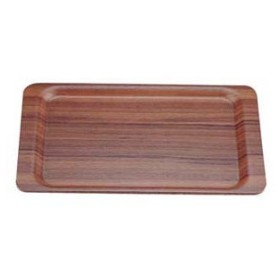 SAITO WOOD サイトーウッド 木製トレー長角(ウォールナット) 1006WN PTL8501