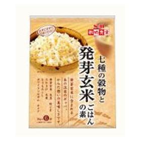 エスビー 穀物充実 七種の穀物と発芽玄米ごはんの素 (30g×6袋)