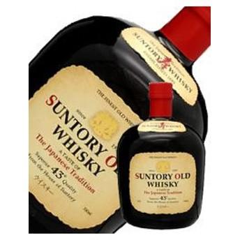 ウイスキー サントリーウイスキー オールド 43度 700ml 洋酒 whisky 包装不可
