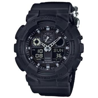 CASIO カシオ 腕時計 メンズ G-SHOCK GA-100BBN-1AJF G-ショック