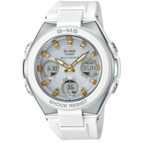カシオ 腕時計 ホワイト・ゴールド時字 MSG-W100-7A2JF [MSGW1007A2JF]