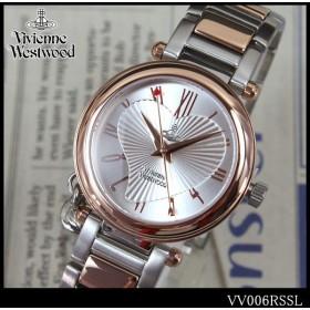 ヴィヴィアン ウエストウッド Vivienne Westwood VV006RSSL ORB 腕時計 レディース 時計 ピンクゴールド