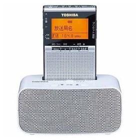(アウトレット) 東芝 ポケットラジオ TY-SPR7(S) シルバー