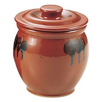 陶器 蓋付ミニかめ(ソース入れ) 0.3号 3058200