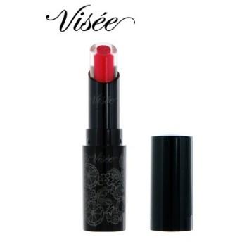 コーセー ヴィセ リシェ クリスタルデュオ リップスティック RD461 レッド系 (3.5g) 口紅 VISEE