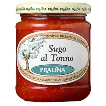 プラリナ トマトソース ツナ 180g