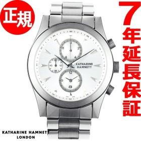 ポイント最大26倍! キャサリンハムネット 腕時計 メンズ KH2059-B14 KATHARINE HAMNETT