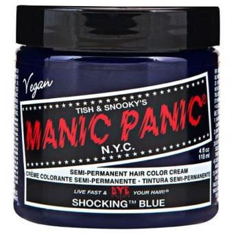 MANIC PANIC マニックパニックカラークリーム(ショッキングブルー) ヘアカラートリートメント