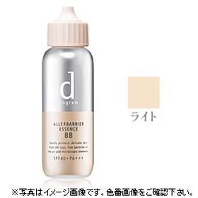 資生堂 dプログラム アレルバリア エッセンス BB (敏感肌用 日中用美容液・化粧下地) 40ml #ライト【メール便は使えません】