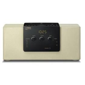 ヤマハ Bluetooth搭載デスクトップオーディオシステム(シャンパンゴールド) YAMAHA TSX-B141NC 返品種別A