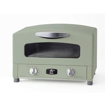 グリーンウッド アラジン グリル&トースター CAT-G13N グリーン