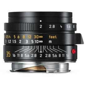 ライカ ズミクロン M f2/35mm ASPH. ブラック