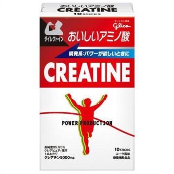 パワープロダクション おいしいアミノ酸クレアチンスティックパウダー コーラ風味 5.2g×10本