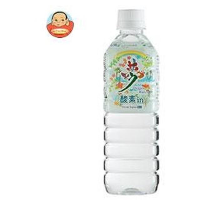 奥長良川名水 夢ありがとう 酸素イン 500mlペットボトル×24本入