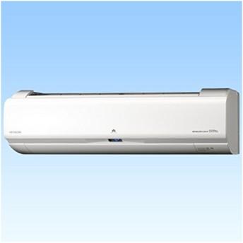 日立 エアコン 6畳用 スターホワイト RAS-W22F-W