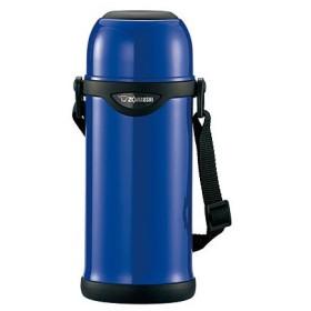 象印 水筒 コップ付きステンレスボトル TUFF SJ-TG08-AA ブルー 0.8L