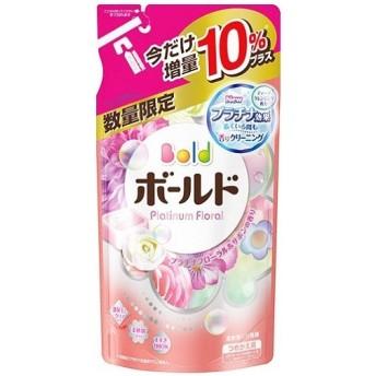 【10%増量品♪】 ボールド プラチナフローラル プラチナフローラル&サボンの香り つめかえ用 増量品 (790g)