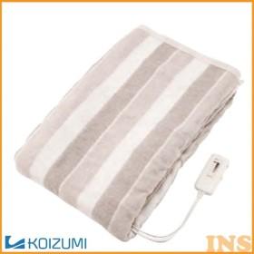 電気毛布 電気掛敷毛布 KDK-6051 コイズミ