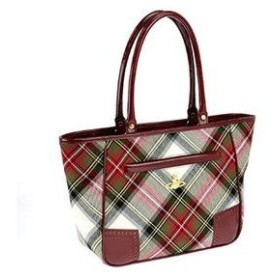 vivienne westwood ヴィヴィアン・ウエストウッド 6270v-tartan brogu/exi 手提げバッグ レディース 手提げバッグ